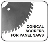 Carousel conical scorer 200
