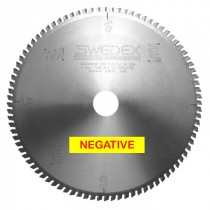 300mm x 96Teeth - Special style Negative for Corian & picture frames