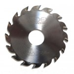 Grooving saws